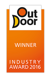 OutDoor Industry Award winner 2016